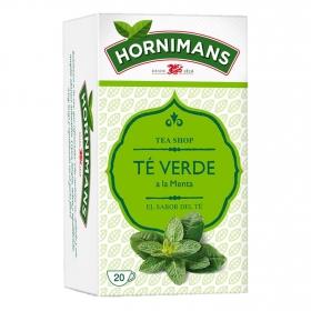 Té verde a la menta en bolsitas Hornimans 20 ud.