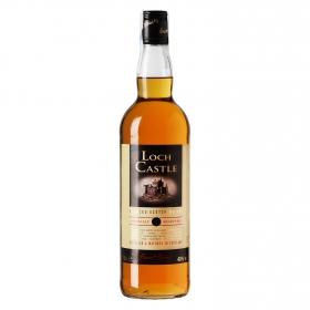 Whisky Loch Castle escocés 70 cl.
