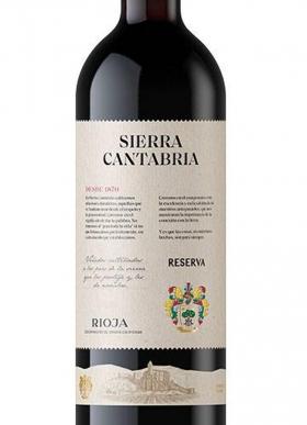 Sierra Cantabria Tinto Reserva 2013