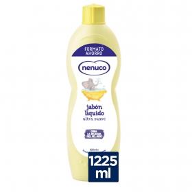 Gel de ducha ultra suave Nenuco 1125 ml