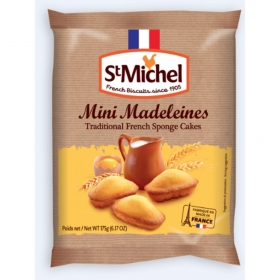 Mini Magdalenas St Michel 175 g.