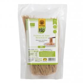 Fideos de soja ecológicos Tiger Khan 200 g.