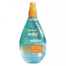 Agua protectora solar Spray FP 50 Delial Garnier 150 ml.