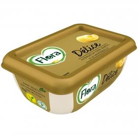 Margarina délice Flora 225 g.