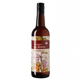 Vinagre de Jerez Carrefour 750 ml.