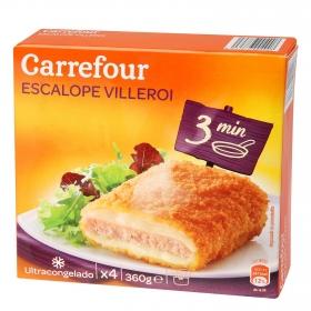 Escalope Villeroi Carrefour 360 g.