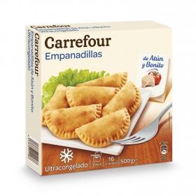 Empanadillas de atún Carrefour 500 g.