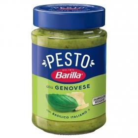 Salsa pesto a la Genovesa Barilla tarro 190 g.