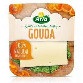 Queso en lonchas gouda Arla 150 g.