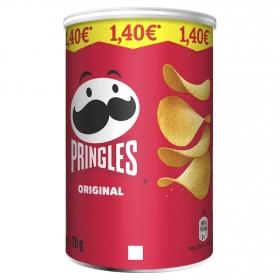 Aperitivo de patata original Pringles 70 g.