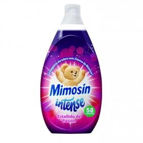 Suavizante concentrado Intense Estallido de Pasión Mimosín 58 lavados.