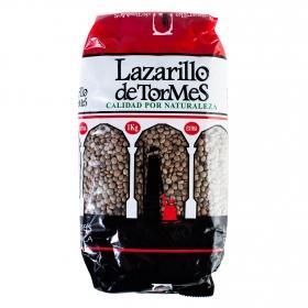 Lenteja categoría extra Lazarillo de Tormes 1 kg.