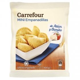 Mini empanadillas caseras de bonito Carrefour 400 g.