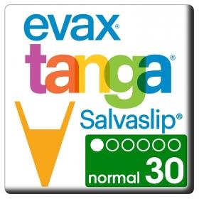 Protegeslip tanga Evax 30 ud.