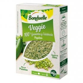 Pepitas de guisantes y calabacín veggie Bonduelle 250 g.