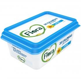 Margarina vegetal ligera con Omega 3 Flora 250 g.