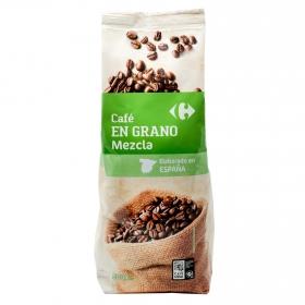 Café grano mezcla Carrefour 500 g.