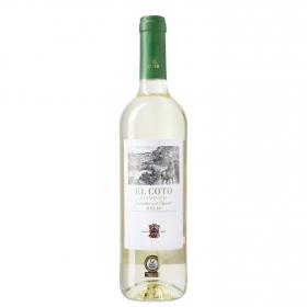 Vino D.O. Rioja blanco El Coto 75 cl.