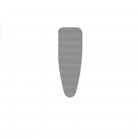 Funda de plancha de algodón metalizado  KLINDO 52 x 130 cm - Estampado