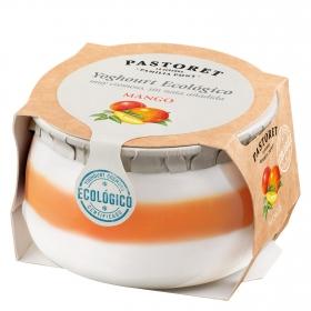 Yogur de mango ecológico Pastoret 135 g.