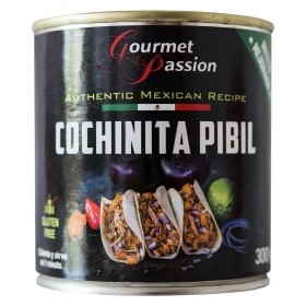 Cochinita Pibil Gourmet Passion 300 g.