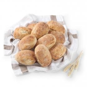 Pan chapata mini sin aditivos Carrefour 11 ud