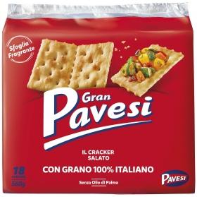 Cracker salados Gran Pavesi 560 g.