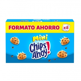 Galletas con pepitas de chocolate Mini Chips Ahoy 320 g.