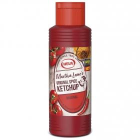 Kétchup al curry Hela envase 348 g.