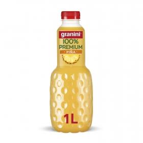 Zumo de piña 100% Fruta Granini botella 1 l.