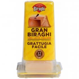 Queso grattugia facile Gran Biraghi 200 g