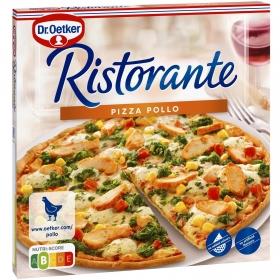 Pizza de pollo Ristorante Dr. Oetker 355 g.