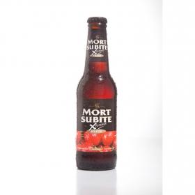 Cerveza Mort Subite Kriek Lambic botella 25 cl.