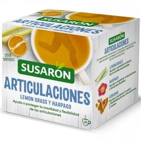 Infusión sabor naranja en bolsitas Articulaciones Susarón 10 ud.