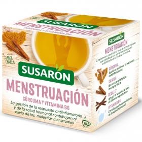 Infusión sabor canela en bolsitas Menstruación Susarón 10 ud.