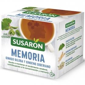 Infusión sabor hierbabuena en bolsitas Memoria Susarón 10 ud.