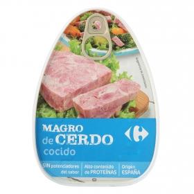 Magro de cerdo Carrefour 220 g.