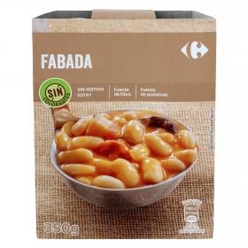 Fabada Carrefour 350 g.