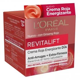 Crema de día antarrugas y extra firmeza L'Oréal 50 ml.