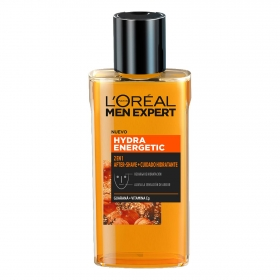After shave hydra energetic Men Espert L'Oréal 125 ml.