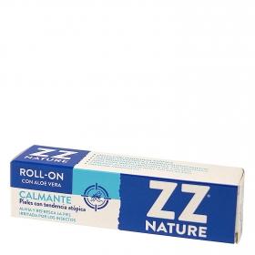 Solución calmante tópica para irritaciones producidas por insectos en roll-on ZZ Nature 15 ml.