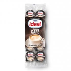 Leche evaporada Nestlé - Ideal 75 g.