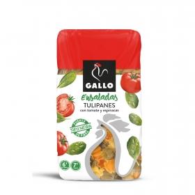 Tulipanes de  tomate y espinacas Gallo 500 g.
