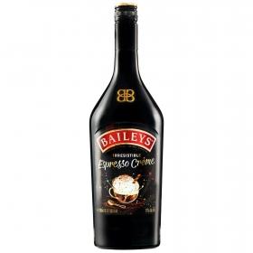 Crema irlandesa Baileys sabor café 70 cl.