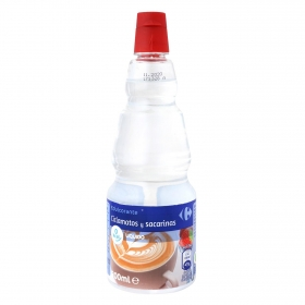Edulcorante líquido Carrefour 300 ml.