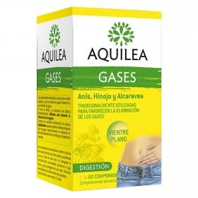 Infusión para los gases de anís, hinojo y alcaravea Aquilea 60 ud.