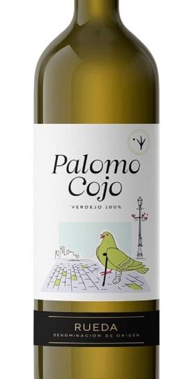 Palomo Cojo Blanco