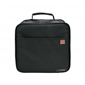 Bolsa Portalimentos  IRIS My Lunchbag con 2 contenedores- Negro