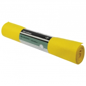 Rollo de bayetas Multiusos  Carrefour - Amarilla