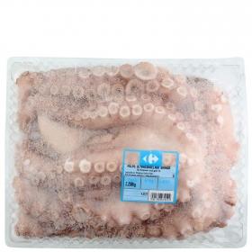 Pulpo crudo congelado 2.5 kg aprox